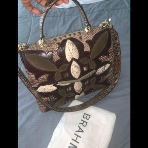 Brahmin Gabrielle elmwood bag